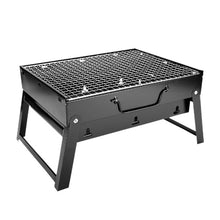 Load image into Gallery viewer, Folding Bbq Grill  For  Cooking Picnics