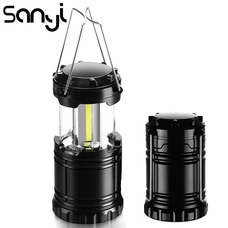Waterproof Outdoor Camping Hiking Light Powered By 3*AAA