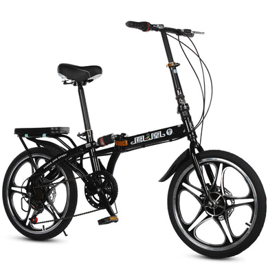 Quality Folding Men And Women Bicycle Front And Rear Disc