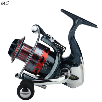 All Metal Spinning Reel From 1000 To 7000 In Size