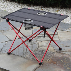 Outdoor Camping Hiking Portable Folding Lightweight table