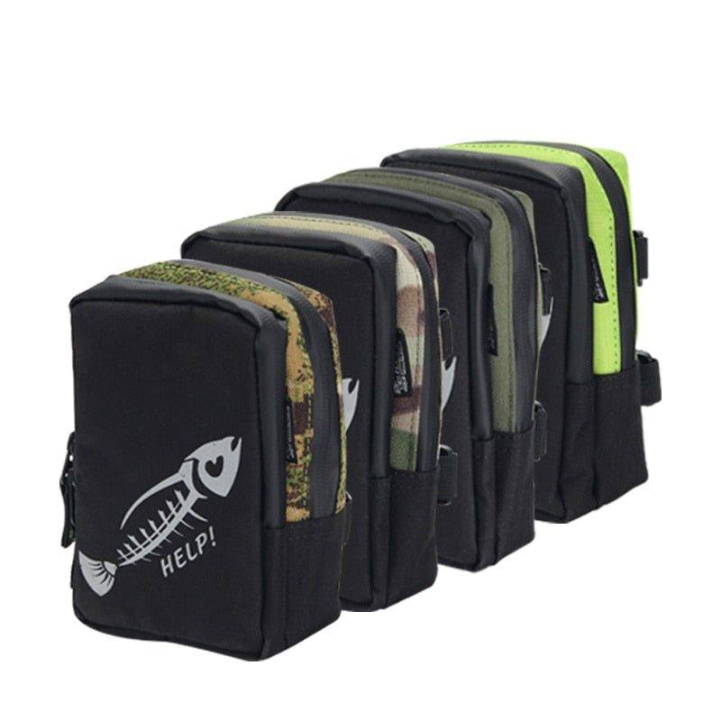 Outdoor Waist Shoulder Bags for Fishing Tackle