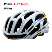 Load image into Gallery viewer, Bicycle Helmet Cover With LED Lights  and it,s unisex