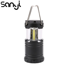 Portable tent light waterproof.