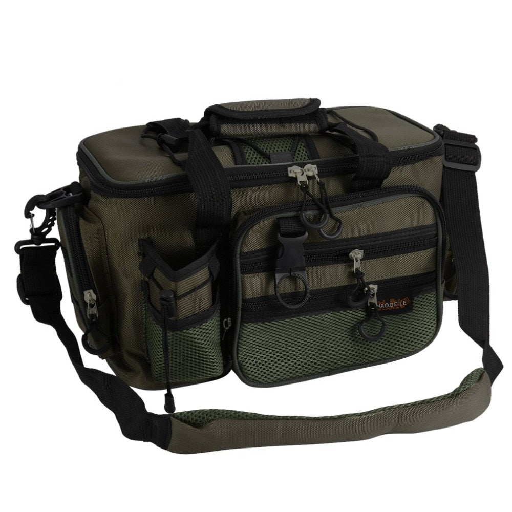 Canvas Fishing Bag Tackle Pack
