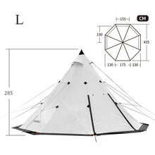Load image into Gallery viewer, Waterproof Tepee Tents