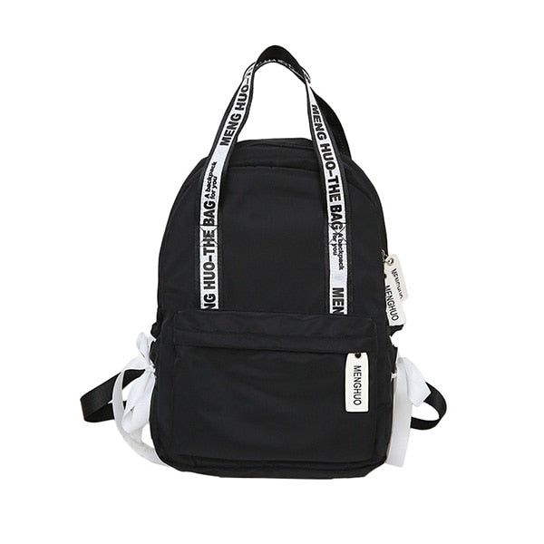 Preppy School Bags For Teenagers Backpack