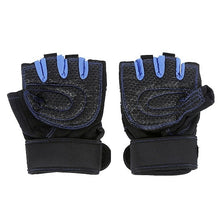 Load image into Gallery viewer, Zacro Weight Lifting Gloves 3D Gym Fitness Gloves Heavyweight Sports Exercise Body Building Training Sport Fitness Gloves M-XL