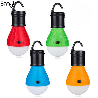 Mini Portable Lantern Tent Light LED