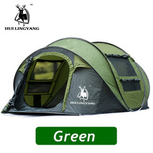 Load image into Gallery viewer, Outdoor 3-4 Person Automatic Tents Waterproof