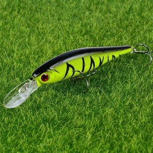 Minnow  Topwater Floating Wobblers