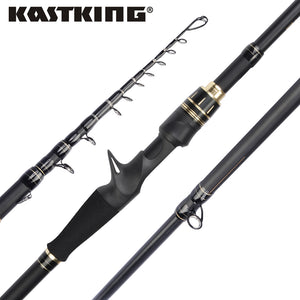KastKing Blackhawk II Carbon Spinning Casting Rod