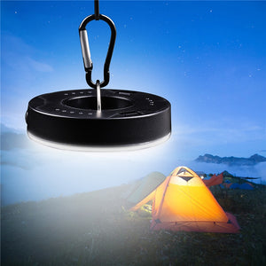 Flashlight Camping Tent Light Hanging Lamp
