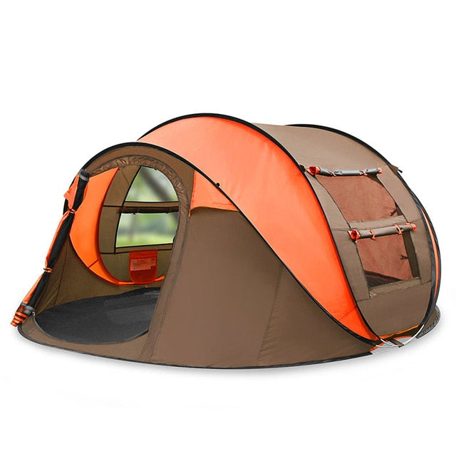 Instant Pop Up Tent 3-Person Family Camping