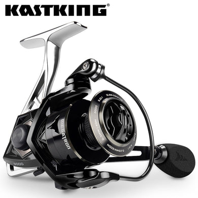 KastKing Megatron New  Spinning Reel with Large Spool