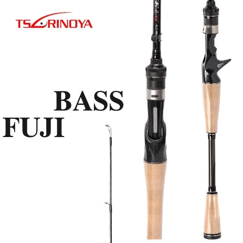 Casting fishing rod 2 Sections