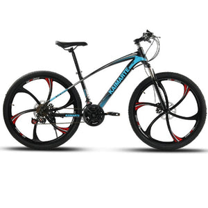 Mountain Bicycle 21speed High Carbon  Disc Brakes i