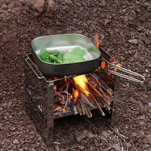 Load image into Gallery viewer, Camping Picnic Cookware Kit Pot