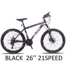Load image into Gallery viewer, 21 / 27 Speed Mountain  Bicycle 26 / 27.5 inch