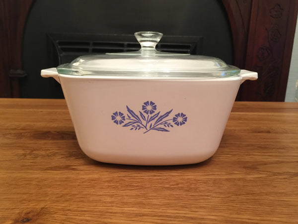 Corning ware casserole dish with glass lid - Wowie Zowie  - 3
