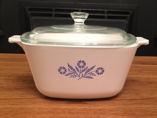 Corning ware casserole dish with glass lid - Wowie Zowie  - 1