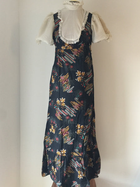 British vintage Richard Shops 1970s dress