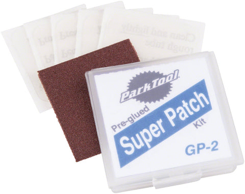 Park Tool Glueless Patch Kit