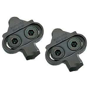 Shimano SH51 SPD Cleats without Cleat Nut