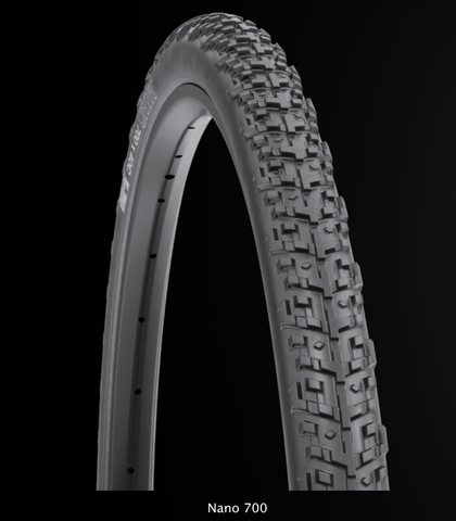 WTB Nano Race Tire 700 x 40, Folding Bead, Black