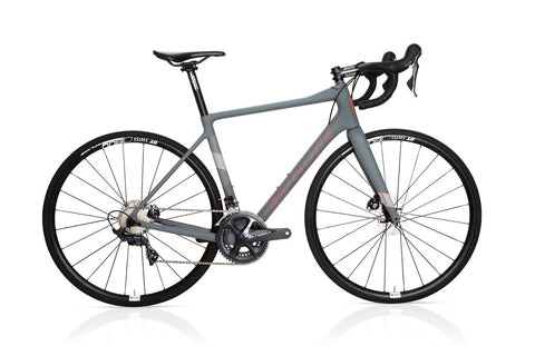 Parlee Altum, Gray/Orange, M