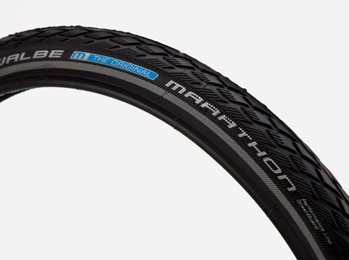 Schwalbe Marathon Reflective Tire for Bromptons
