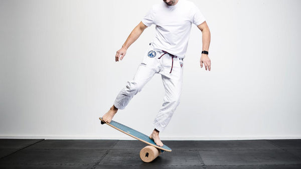 Swifty Balance Board Surf Tranier Training