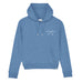 Low Tide Hoodie - Mid Heather Blue
