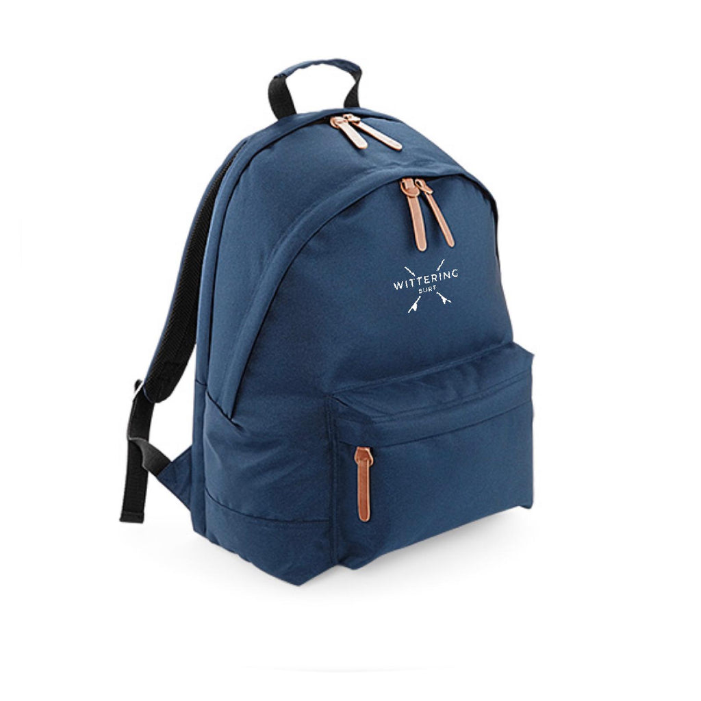 WITTERING SURF CAMPUS BACK PACK - NAVY