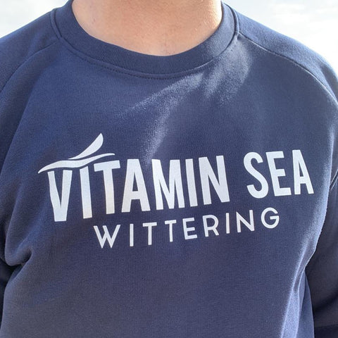Men's Vitamin Sea Jumper - Navy