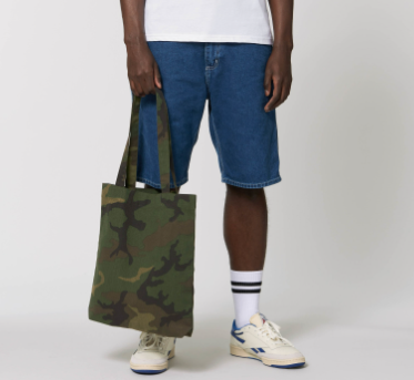 WITTERING SURF TOTE BAG - CAMO