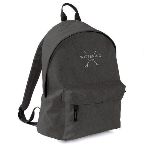 Wittering Surf Campus Backpack - Anthracite