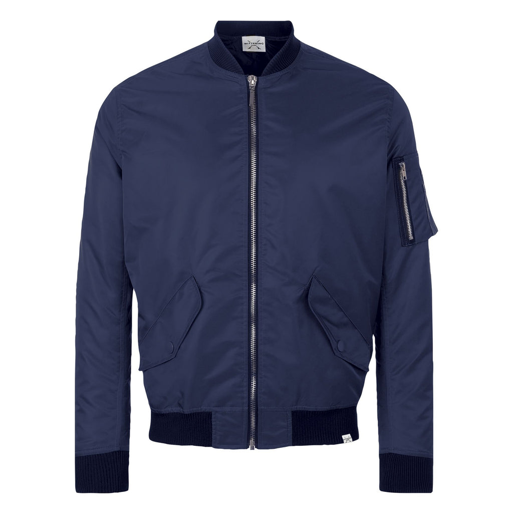 Hold Fast Bomber Jacket - Navy - Wittering Surf Shop