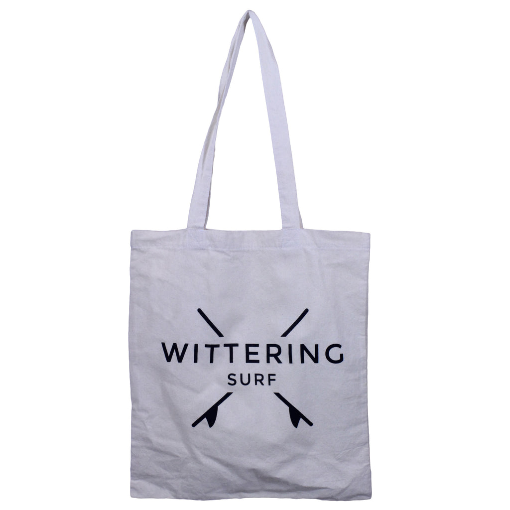 Wittering Surf Tote Bag - Wittering Surf Shop