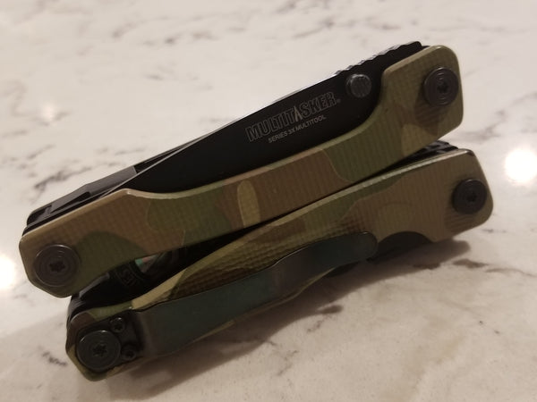 Multitasker Series 3 - MULTICAM G10 (Limited Availability)
