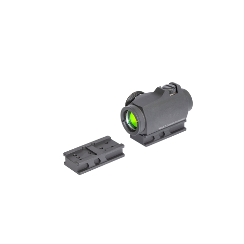 Badger Ordnance Condition One Micro Sight Mount - Aimpoint T1/T2 Black