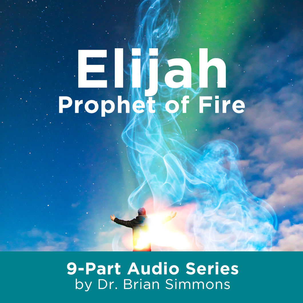 Elijah: Prophet of Fire (MP3)