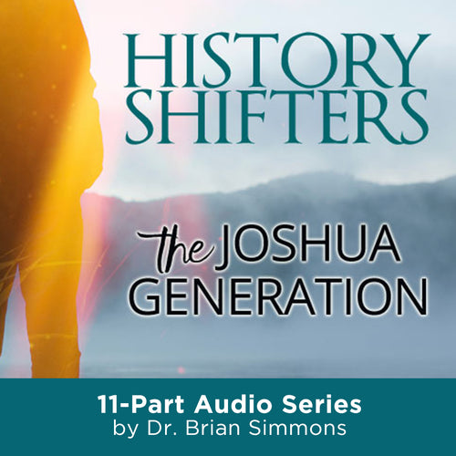 History Shifters: The Joshua Generation (MP3)