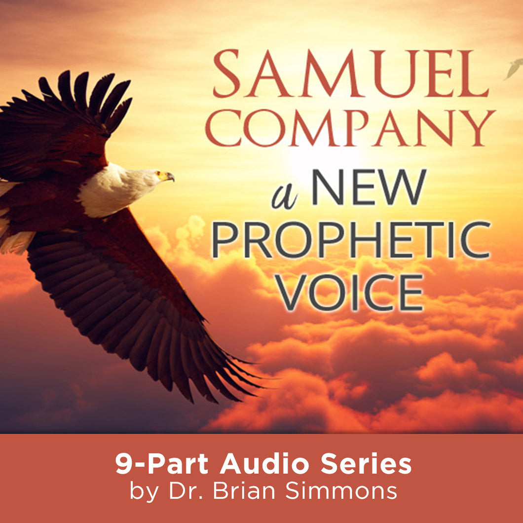 A Samuel Company: A New Prophetic Voice (MP3)