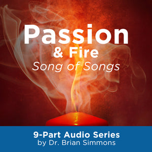 Passion and Fire: A Journey Into Song of Songs  (MP3)