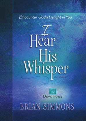 I Hear His Whisper Volume 2 52 Devotions