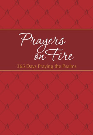 Prayers on Fire 365 Days Praying the Psalms