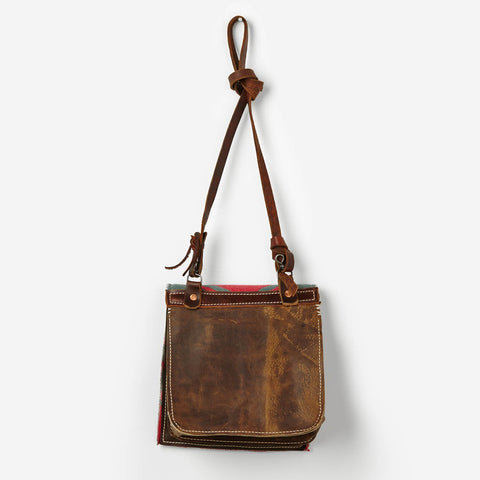 Bread Bag - Brown & Multi