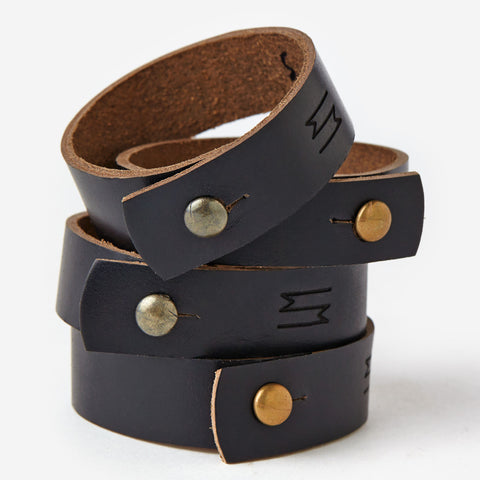 Leather Cuff - Single
