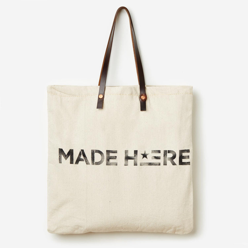 Made Here Tote
